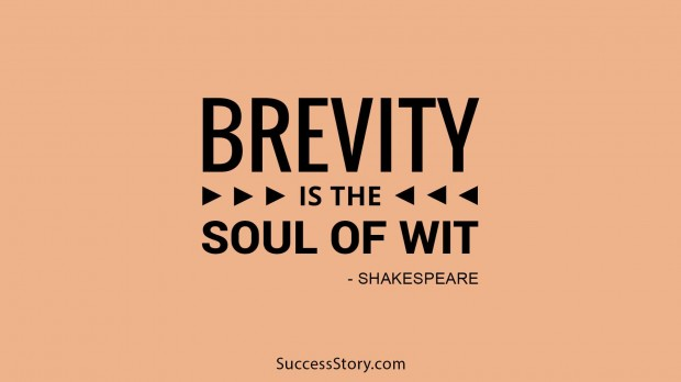 sample college brevity is the soul of wit essay brevity is the soul of wit essay