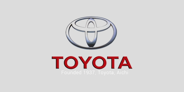 Toyota Profile History Founder Founded Ceo