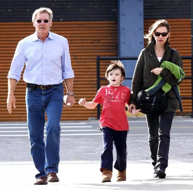 Harrison Ford Family Mother Wife Children Successstory