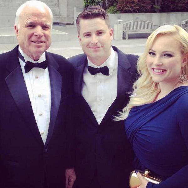 Meghan Mccain Trump Needs New Media Team: John Sidney McCain III Family