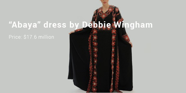 """abaya"" dress by debbie wingham"
