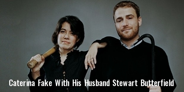 caterina fake and stewart butterfield