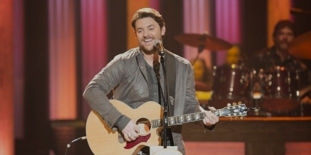 chris young at the opry
