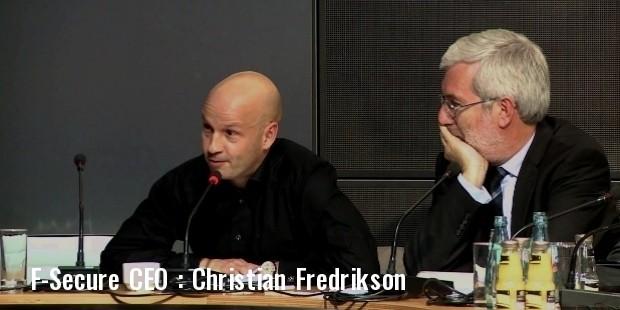 christian fredrikson