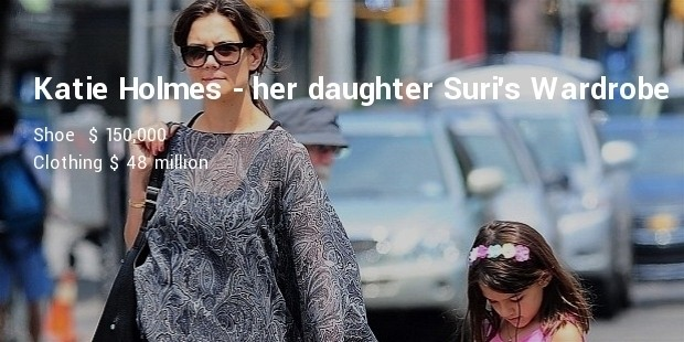 katie holmes daughter