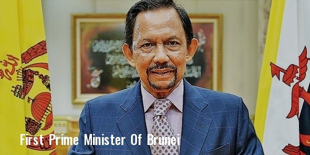 prime minister of brunei