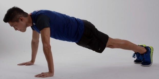 push up test