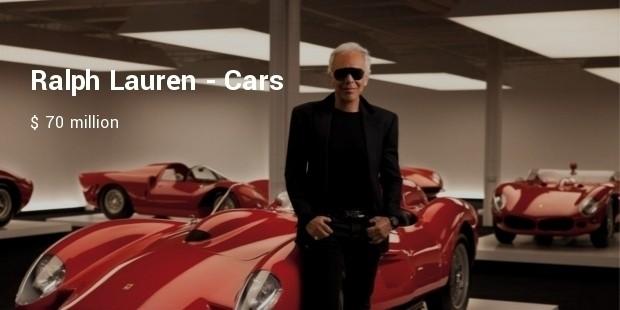 ralph lauren  cars