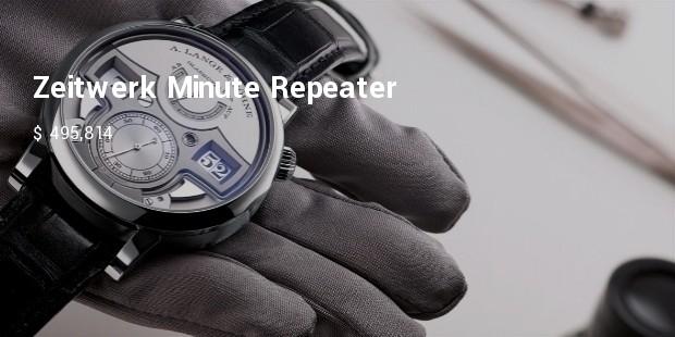 zeitwerk minute repeater