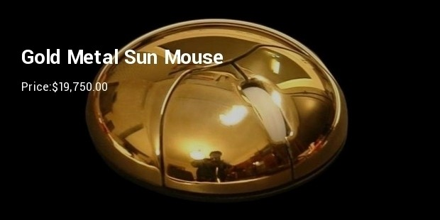 009 mj mouse gold metal sun full gold 400x290