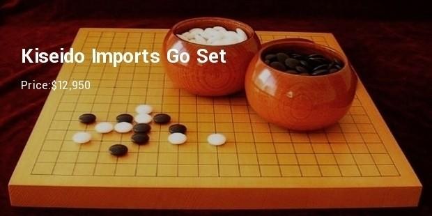 10 kiseido imports go set price 12