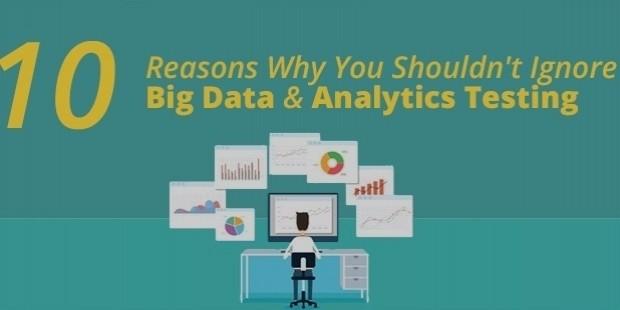 10 reasons you shouldnt ignore big data analytics testing