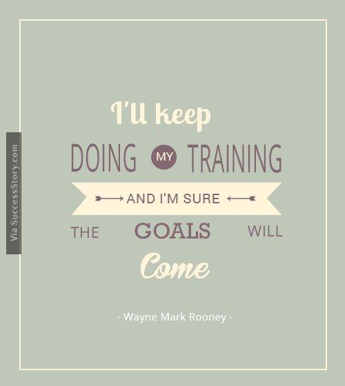 I'll keep doing
