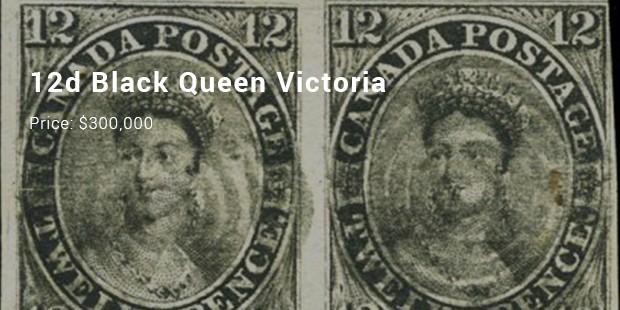 12d black queen victoria