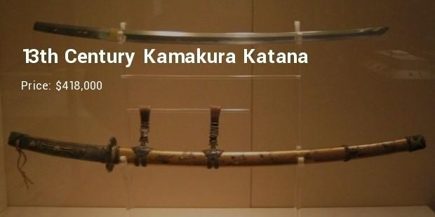 13th century kamakura katana