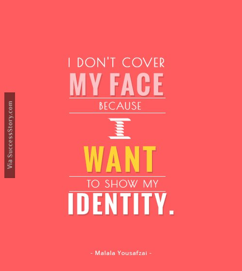 I don't cover