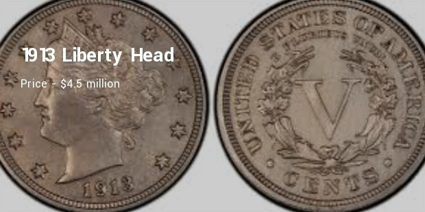 1913 liberty head