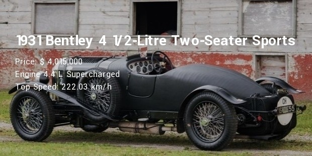 1931 bentley 4