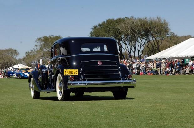 1934 packard twelve 1108 dietrich sport sedan