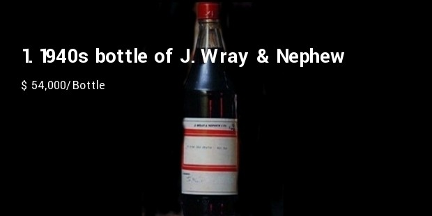 1940s bottle of j