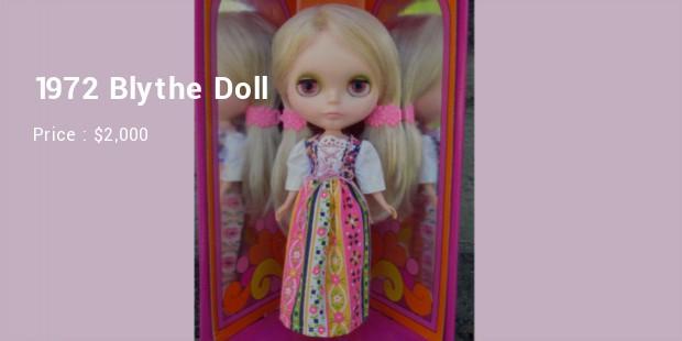 1972 blythe doll