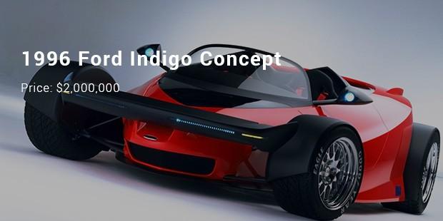 1996 ford indigo concept