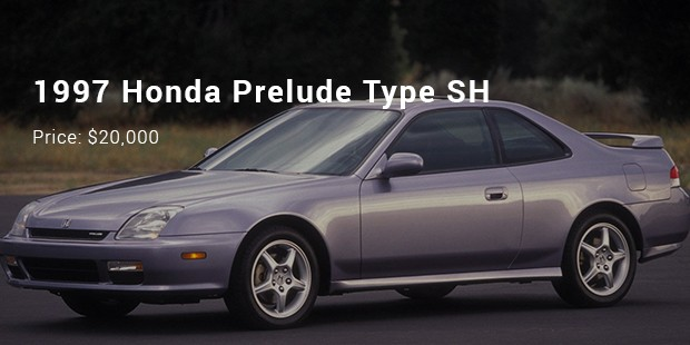 7 Most Expensive Priced Honda Cars List Expensive Cars Successstory