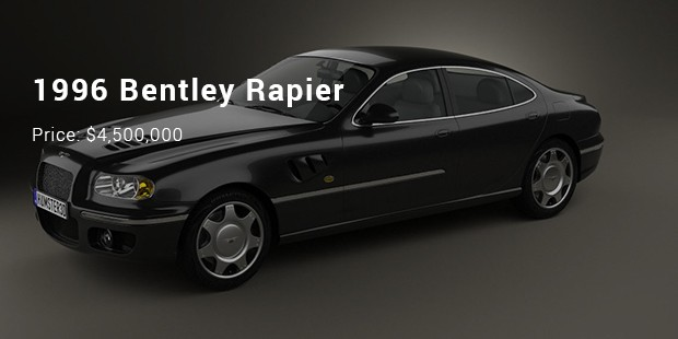 Most Expensive Priced Bentley Cars List Expensive Cars