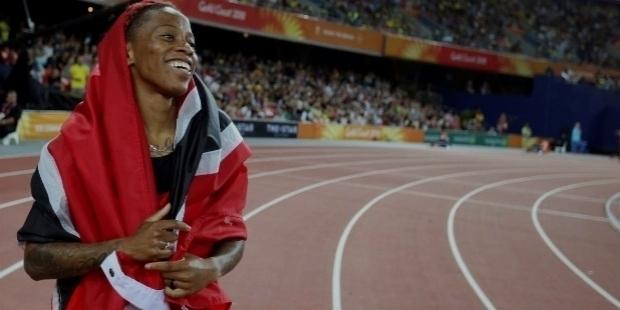 Trinidadian athlete