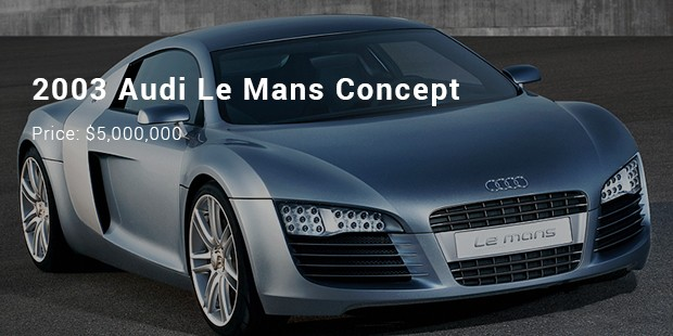 Most Expensive Priced Audi Cars List Expensive Cars SuccessStory - Audi luxury car