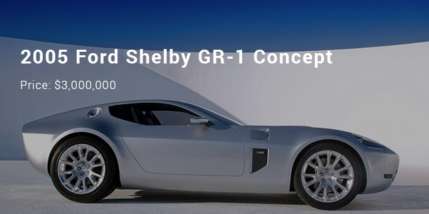 2005 ford shelby gr 1 concept