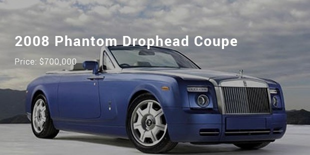 2008 phantom drophead coupe