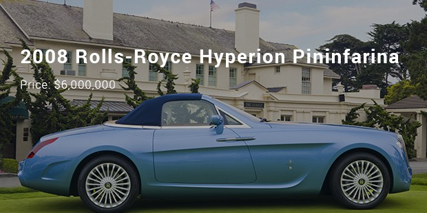 2008 rolls royce hyperion pininfarina
