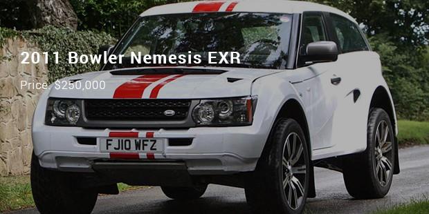2011 bowler nemesis exr