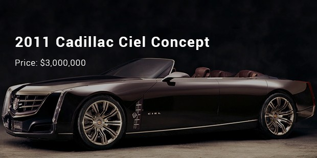 12 Most Expensive Priced Cadillac Cars List Successstory
