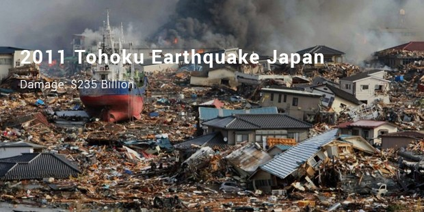 2011 tohoku earthquake japan