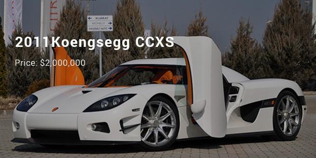2011koengsegg ccxs