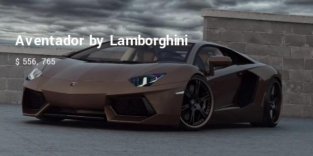 2013 brown lamborghini aventador