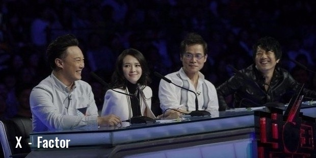2013 x factor china zhang ziyi eason chan lo dayu zheng jun 02