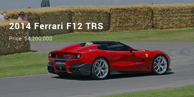 2014 ferrari f12 trs
