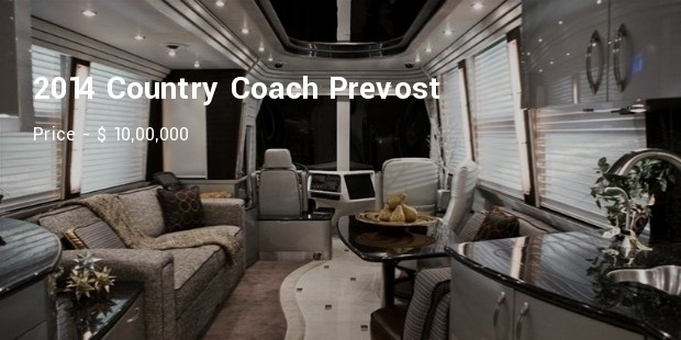 2014 country coach prevost