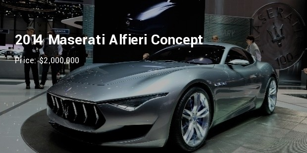 Most Expensive Maserati >> 11 Most Expensive Priced Maserati Cars List Successstory