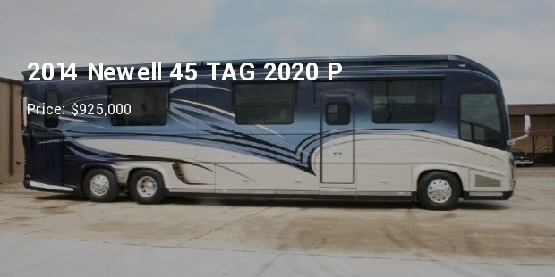 2014 newell 45 tag 2020 p