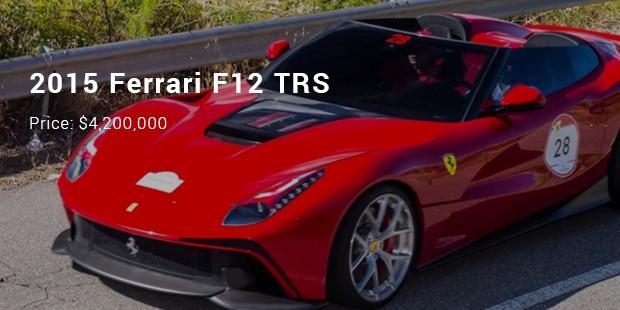 2015 ferrari f12 trs