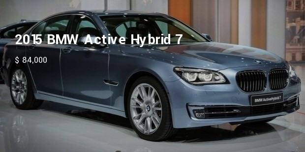 2015 bmw active hybrid