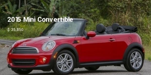 2015 mini convertible
