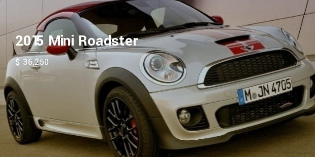 2015 mini roadster