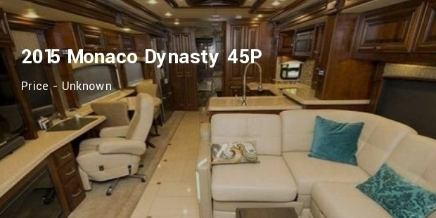 2015 monaco dynasty 45p