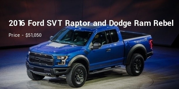 2016 ford svt raptor