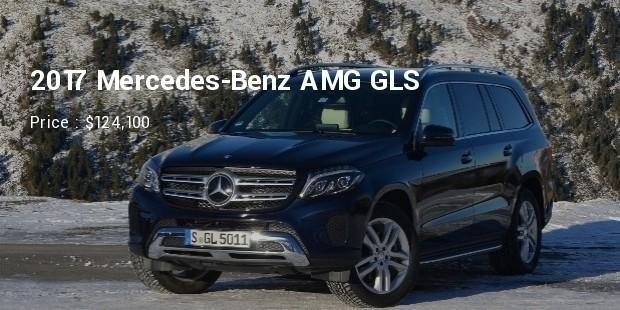 2017 mercedes benz amg gls
